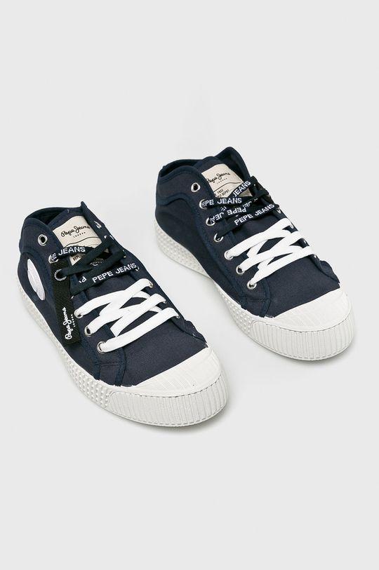 Pepe Jeans - Sportcipő In-G Hi sötétkék