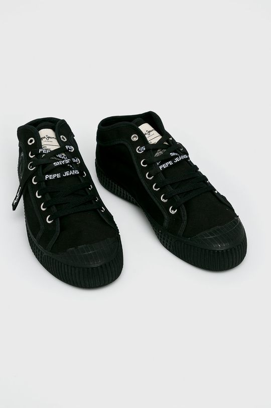 Pepe Jeans - Sportcipő In-G Hi fekete