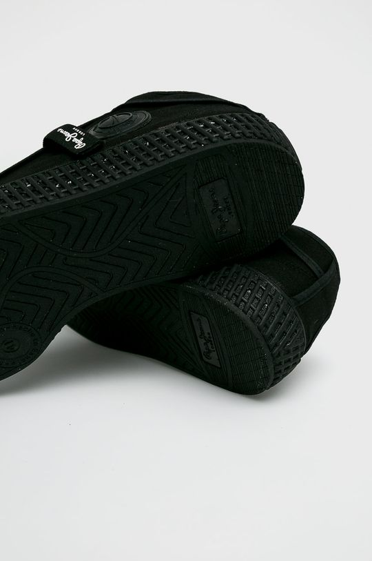 fekete Pepe Jeans - Sportcipő In-G Hi