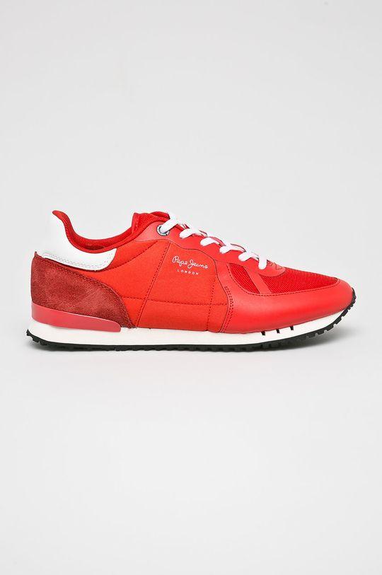 piros Pepe Jeans - Cipő Tinker Hr Férfi