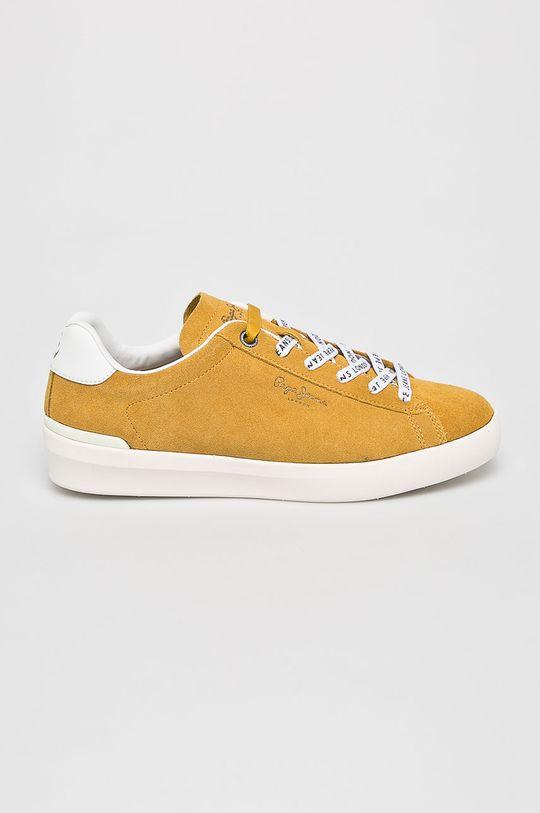 mustársárga Pepe Jeans - Cipő Roland Férfi