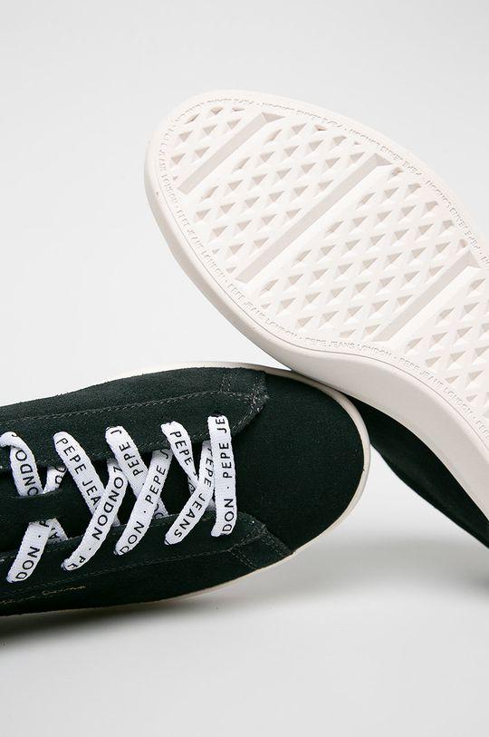 fekete Pepe Jeans - Cipő Roland