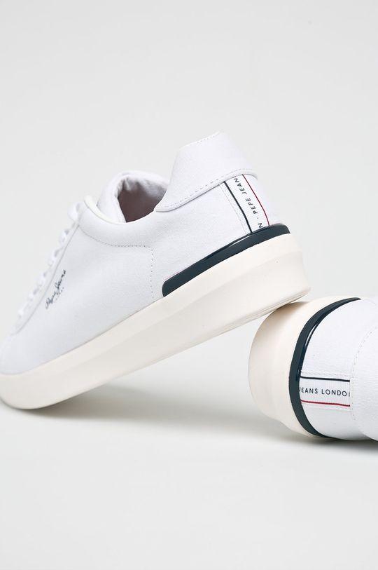 Pepe Jeans - Cipő Roland Basic  Szár: textil Belseje: szintetikus anyag, textil Talp: szintetikus anyag