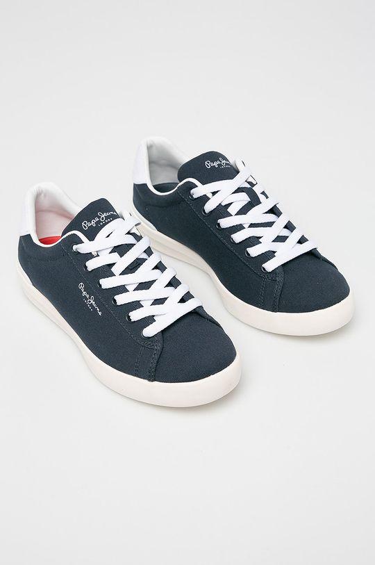 Pepe Jeans - Cipő Roland Basic sötétkék