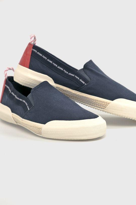 Pepe Jeans - Tenisky námořnická modř