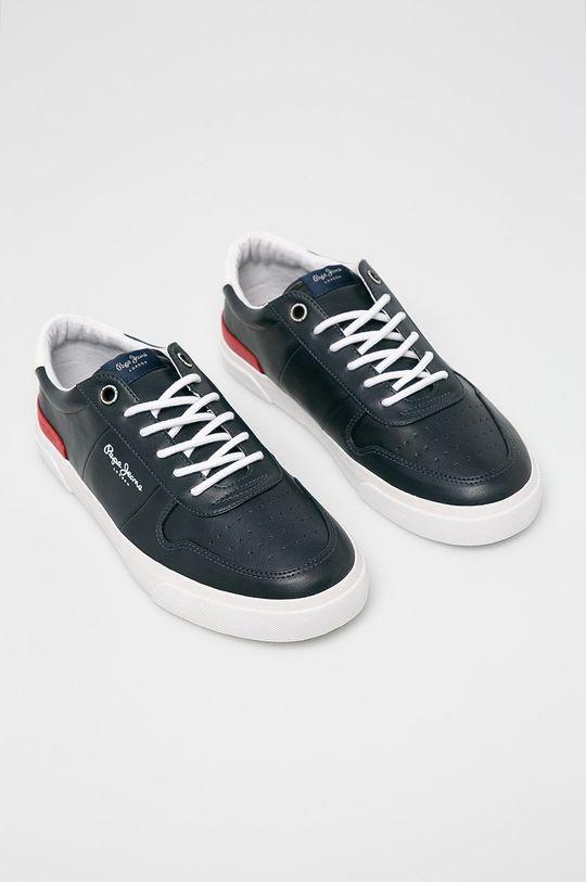 Pepe Jeans - Cipő Traveller sötétkék
