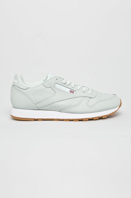 menta Reebok Classic - Pantofi Cl Leather Mu De bărbați