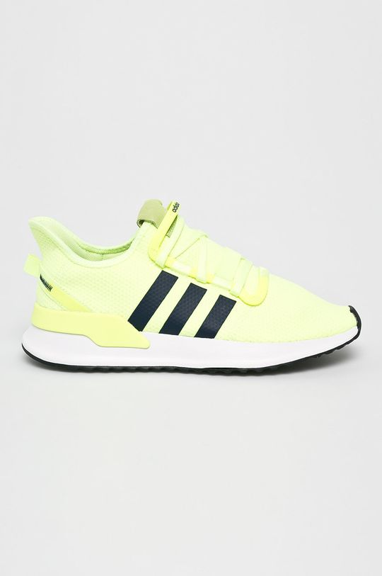 žltá adidas Originals - Topánky U_Path Run Pánsky