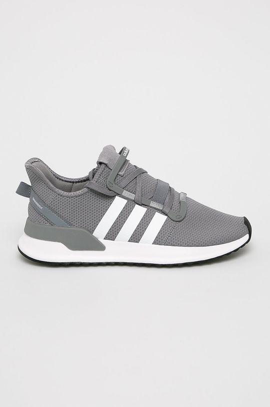 sivá adidas Originals - Topánky U_Path Run Pánsky