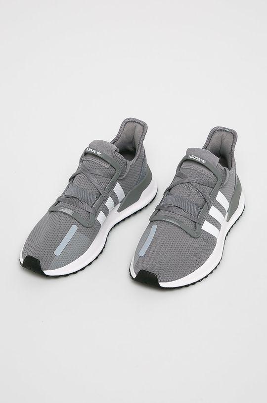 adidas Originals - Topánky U_Path Run sivá