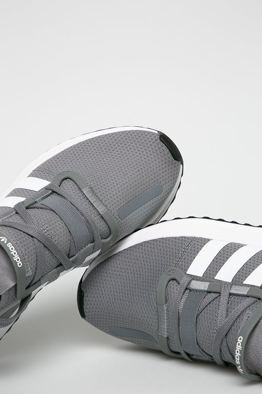 sivá adidas Originals - Topánky U_Path Run