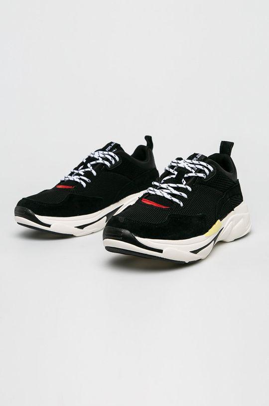 Pepe Jeans - Cipő Sinyu Men fekete