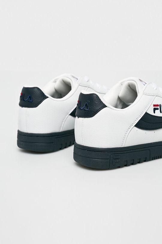 Fila - Cipő Fx100 low  Szár: szintetikus anyag, természetes bőr Belseje: textil Talp: szintetikus anyag