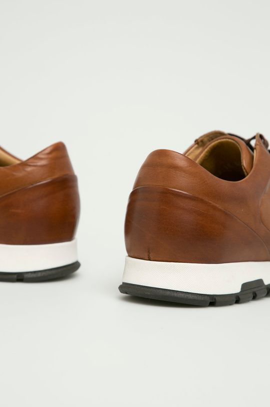 hnedá Wojas - Topánky
