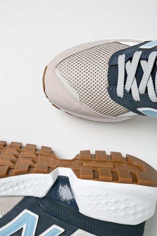 New Balance - Cipő MS574JUA  Szár: textil, természetes bőr Belseje: textil Talp: szintetikus anyag