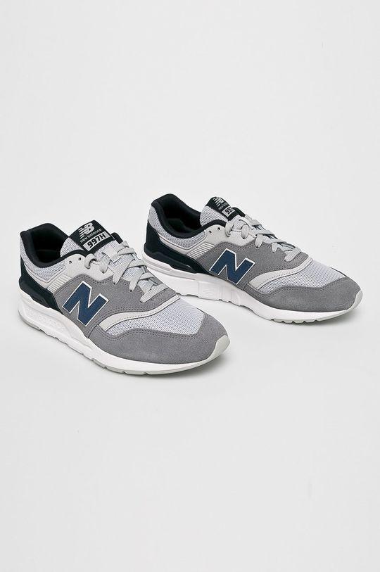 New Balance - Cipő CM997HCK szürke