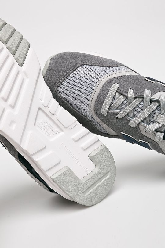 szürke New Balance - Cipő CM997HCK