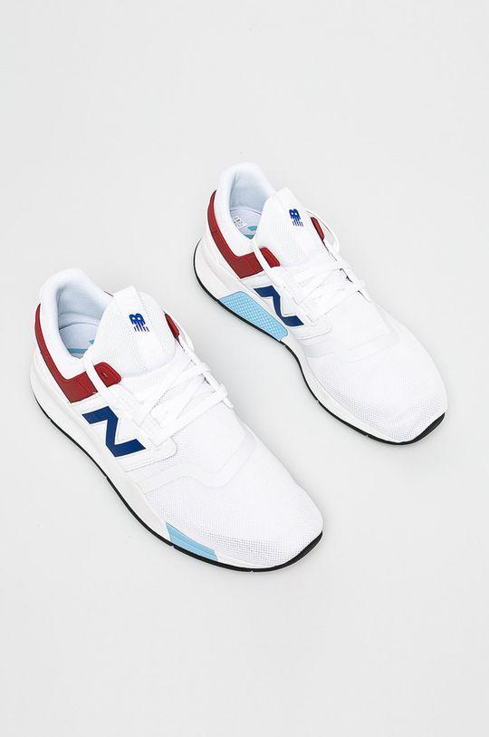 New Balance - Cipő MS247FO fehér