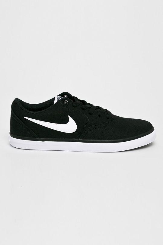 fekete Nike - Cipő SB Check Solarsoft Férfi
