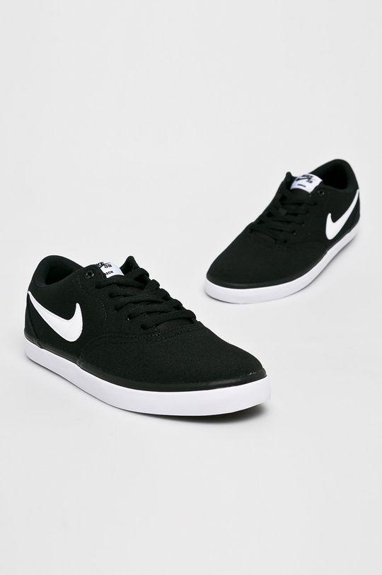 Nike - Cipő SB Check Solarsoft fekete