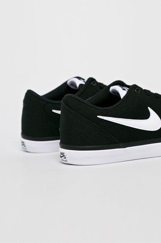 fekete Nike - Cipő SB Check Solarsoft