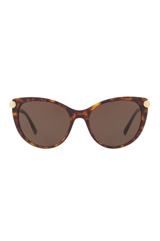 Versace - Szemüveg 0VE4364Q.108/73.55 sötét barna
