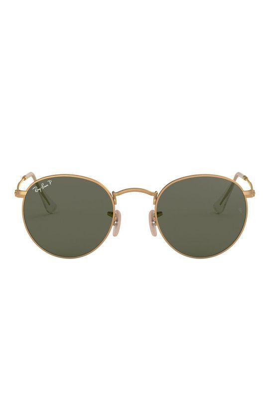 Ray-Ban - Okulary 0RB3447.112/58.50. złoty