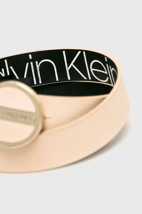 Calvin Klein - Kožený pásek 100% Přírodní kůže
