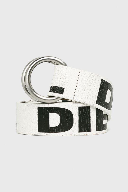 bílá Diesel - Kožený pásek Dámský