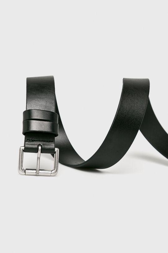 Polo Ralph Lauren - Curea de piele negru