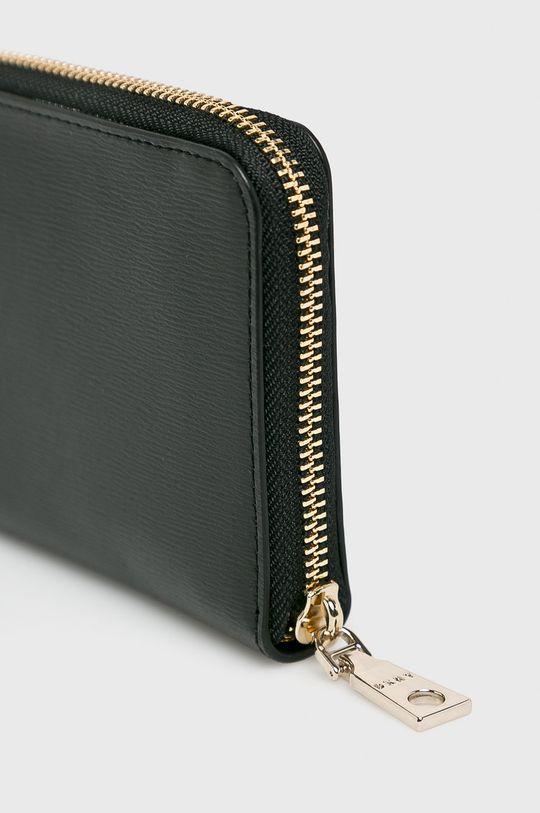 Dkny - Kožená peňaženka  Podšívka: 100% Polyester Základná látka: 100% Prírodná koža