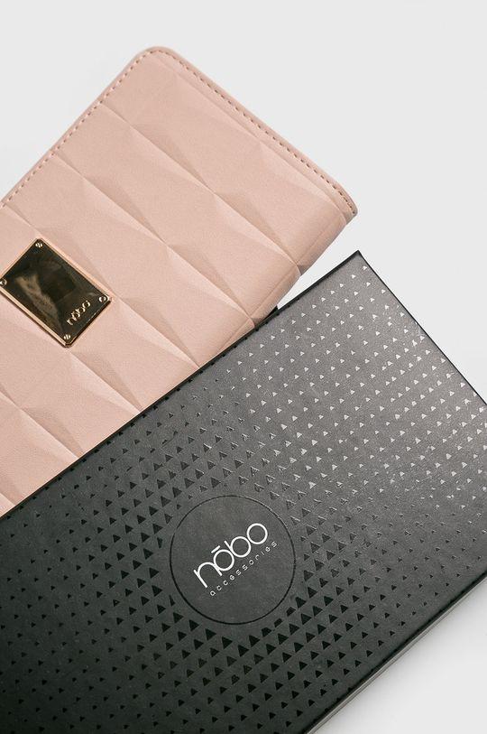 pastelově růžová Nobo - Peněženka