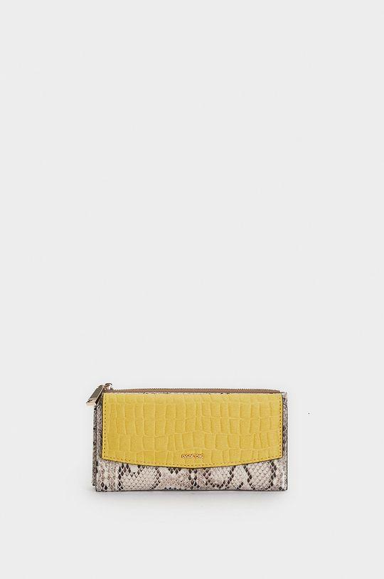 jasně žlutá Parfois - Peněženka Dámský