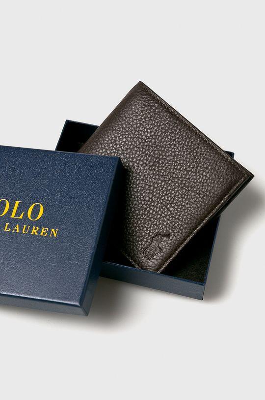 brązowy Polo Ralph Lauren - Portfel