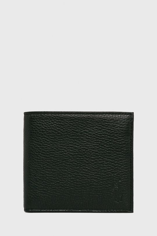 negru Polo Ralph Lauren - Portofel de piele De bărbați