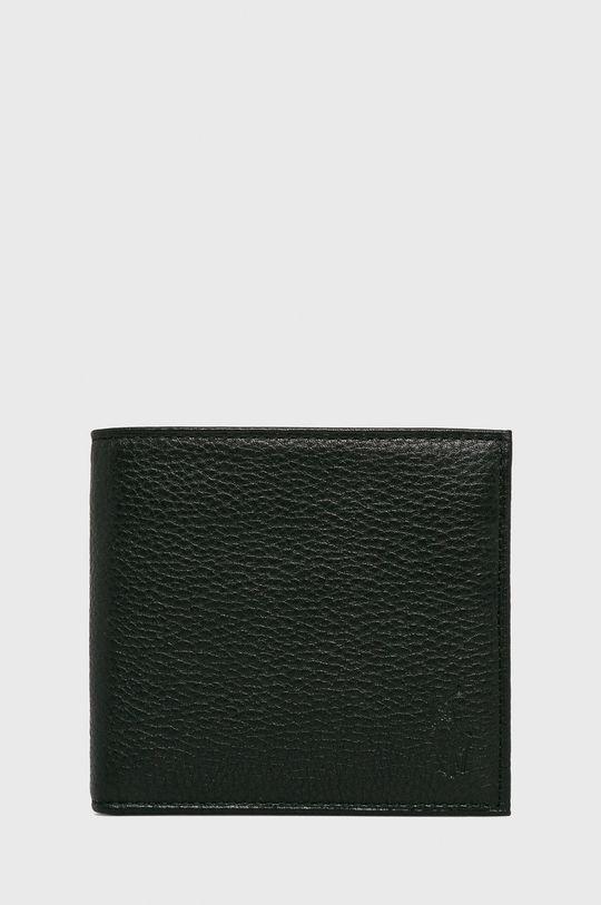 černá Polo Ralph Lauren - Kožená peněženka Pánský