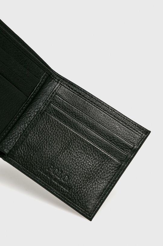 Polo Ralph Lauren - Kožená peněženka Přírodní kůže
