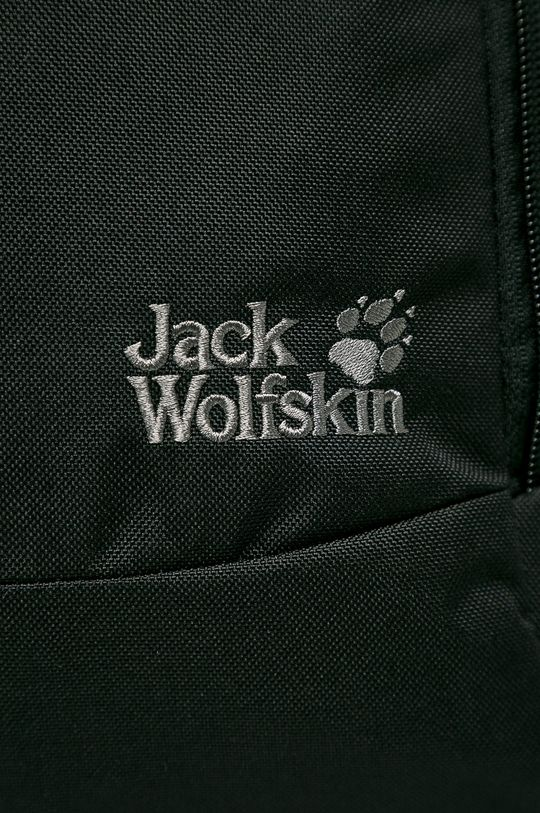 Jack Wolfskin - Plecak czarny