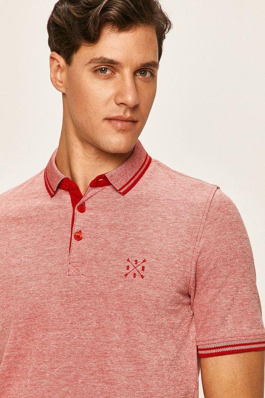 červená Only & Sons - Polo tričko Pánský