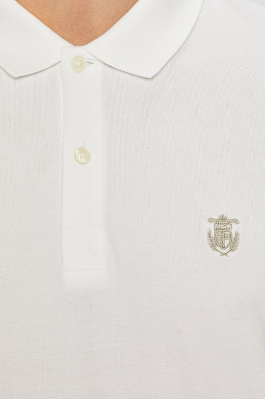Selected - Pánske polo tričko biela