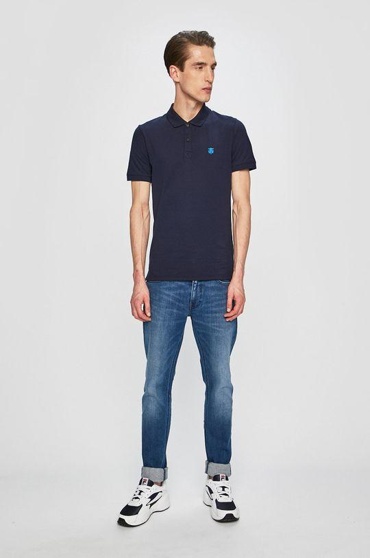 Selected - Pánske polo tričko <p>Základná látka: 95% Bavlna, 5% Elastan</p>