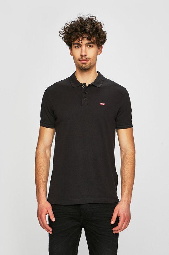 černá Levi's - Polo tričko
