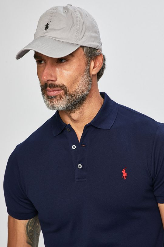 námořnická modř Polo Ralph Lauren - Polo tričko