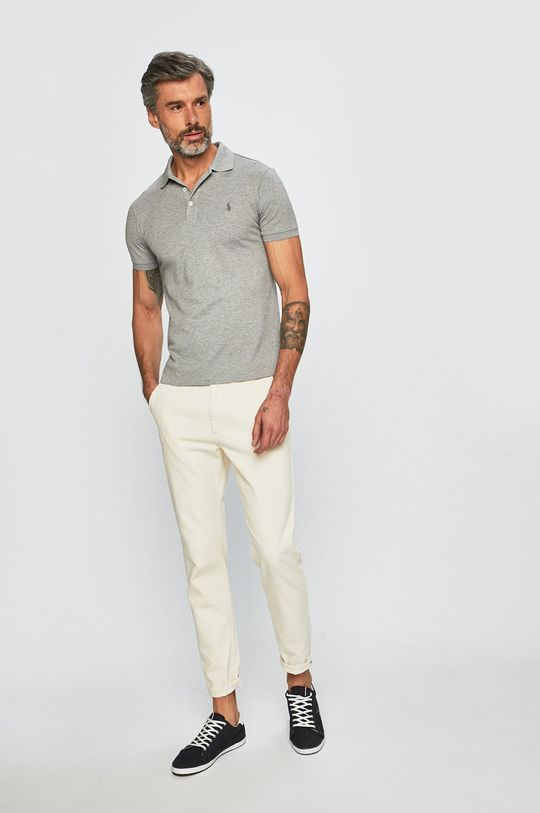 Polo Ralph Lauren - Polo tričko šedá