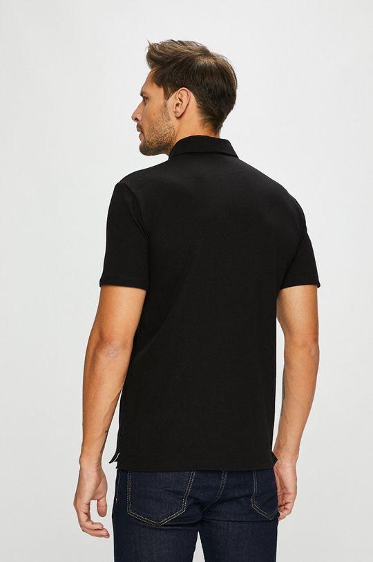 Armani Exchange - Pánske polo tričko  96% Bavlna, 4% Elastan Základná látka: 96% Bavlna, 4% Elastan Iné látky: 2% Elastan, 98% Polyester