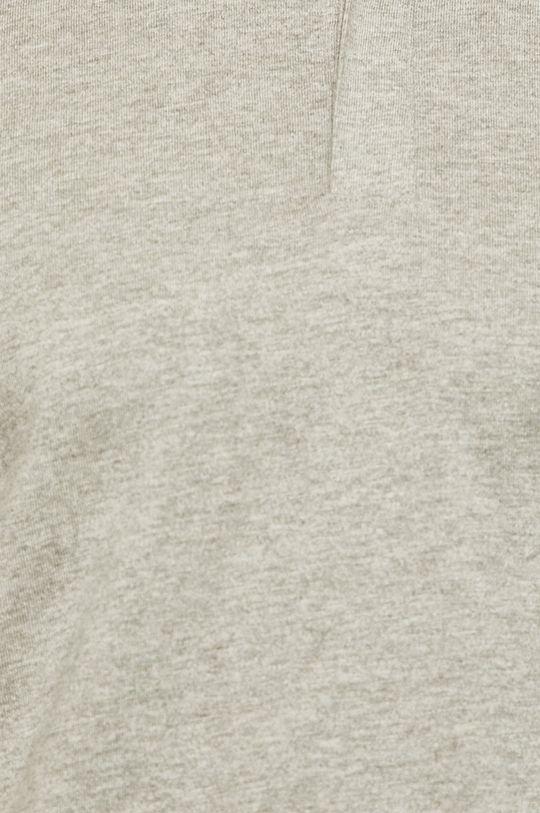 šedá adidas Performance - Polo tričko