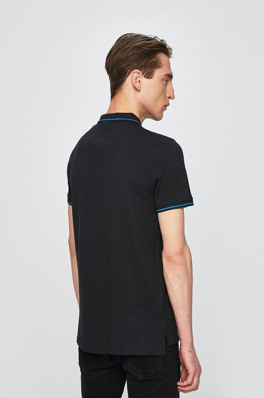 černá Lee - Polo tričko