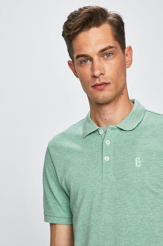 tyrkysová Only & Sons - Polo tričko