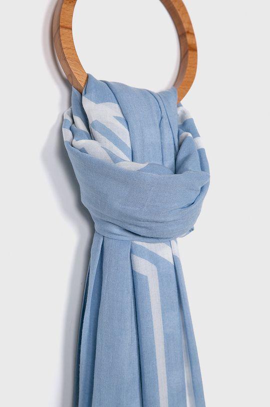 Calvin Klein Jeans - Šála světle modrá