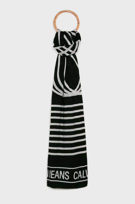černá Calvin Klein Jeans - Šála Dámský